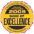 Creative Child Magazine 2009 Seal of Excellence